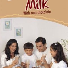 Amul Breakfast Milk, DaCunha Associates, Mumbai