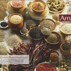 Amar Food products, Mumbai