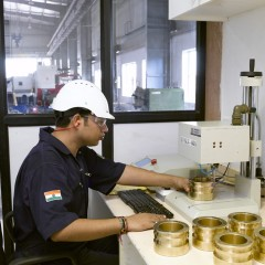 International Tubular Services, Mumbai