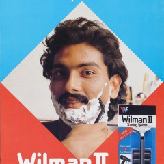 Ravi Shastri, cricketer for Wilman.