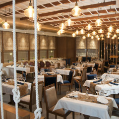 The Captain's Table, BKC, Mumbai