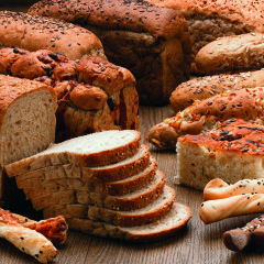 Assorted bread for Aqaba restaurant, Mumbai