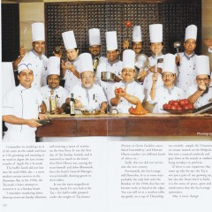 Chefs of the Taj Mahal Palace & Towers, Mumbai