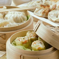 Dim Sum for Noodle Bar, Mumbai