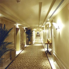 Corridor at Taj Mahal Tower, Mumbai