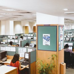 Wipro call centre, Mumbai for O&M Bangalore